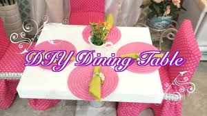 american doll dining table diy american doll dining table youtube
