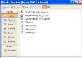 membuat form login dengan ms access 2007 membuat menu login dengan vb 6 0 dan ms access jingklak s weblog