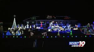 christmas lights huntsville al huntsville couple is stepping up their christmas lights display game