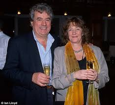 monty python star terry jones 70 proposes to lover anna