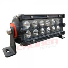 6 inch light bar 6 inch spot beam 36 watt led light bar 36 watts of cree emitters