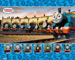 thomas friends posters official merchandise 2016 17