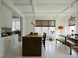 ceiling ideas kitchen interior contemporary rustic kitchen decoration using white wood