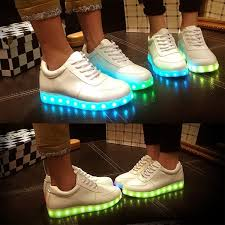 light up sneakers led light up shoes apollobox