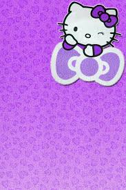Wallpaper Hello Kitty Violet   purple hello kitty wallpaper google search hello kitty