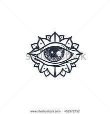 simple evil tattoo resultado de imagen para simple all seeing eye tattoo nazar the