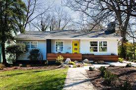 Mid Century Ranch Homes 526 Elm Street Pell St Studio Pllc