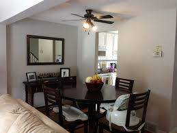 Mirrored Dining Room Tables Dining Room Ceiling Fans Ceiling Fan For Dining Room Narrow
