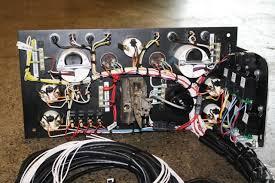 wire harness kustom truck