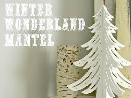 Winter Wonderland Diy Decorations - home decorating ideas for winter diy decors for winter
