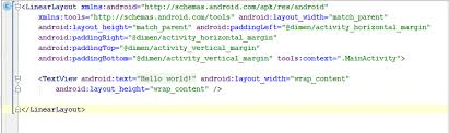 android textview set layout weight layout android working with layout