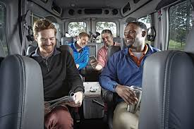 Ford Transit Interior 9 Passenger Ford Transit Conversion Vans By Explorer Van