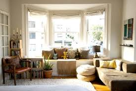 window reading nook a comfy reading nook under a bedroom bay window using a west elm