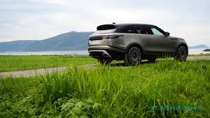 suv range rover 2018 range rover velar first drive the midsize suv to beat