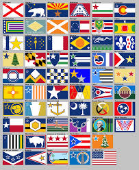 Star Flags 50 Usa State Flags Everyone Redesigned In Someway Album On Imgur