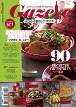 gazelle cuisine algérie mes racines l actualité