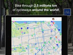 Portland Bike Maps by Cyclemap Bike Route Planner Android Apps On Google Play