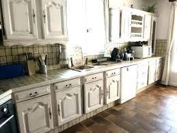 repeindre des meubles de cuisine rustique photo cuisine rustique repeinteyoutube contemporaine meuble moderne