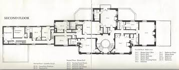 house second floor plan plans pinterest house vintage house