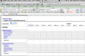 Corporate Budget Template Excel Business Budget Template Use This Free Template For Your Business