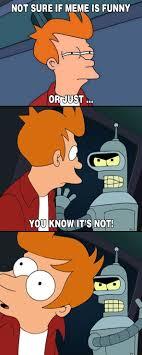 Fry Not Sure Meme - fry meme
