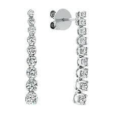 warren stud earrings white gold diamond earring watford health cus