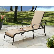 Patio Chaise Lounge Chair Outdoor Chaise Lounges Lounges Ebay