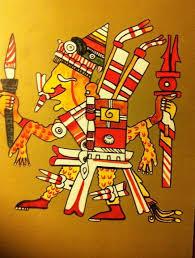 imagenes idolos aztecas dios azteca el señor desollado xipe totec marzo serunserdeluz