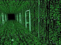 Matrix Meme Generator - matrix hallway code blank template imgflip