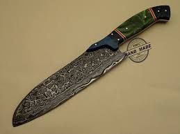 damascus kitchen knife kitchens design