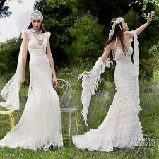 hippie wedding dresses hippie chic wedding dress naf dresses