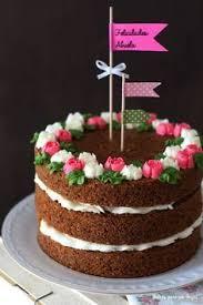 Angel Decorated Cake Dulces Para Un Angel Tarta Y Cupcakes De Zanahoria