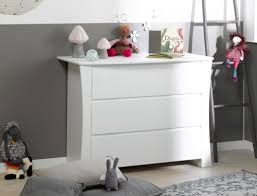 commode chambre garcon commode chambre enfant blanche paco