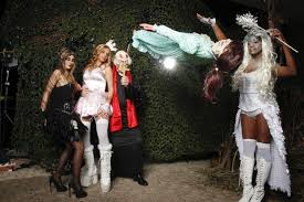 Exorcist Halloween Costume Slideshow 36 Tampa Bay U0027s Freakiest Halloween Costumes
