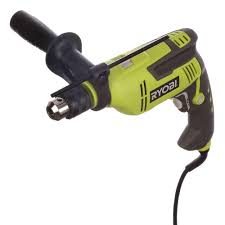 ryobi 6 2 amp 5 8 in variable speed reversible hammer drill d620h