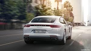 Porsche Panamera Back - 2017 porsche panamera 4 e hybrid rear hd wallpaper 2