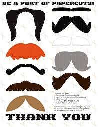 Mustache Home Decor Your Diy Printable Mustache Because Us Girls Can U0027t Exactly Grow