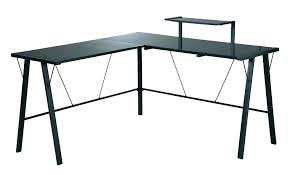 Glass Desk Office Depot Glass Desk Office Depot And L Shaped Interque Co