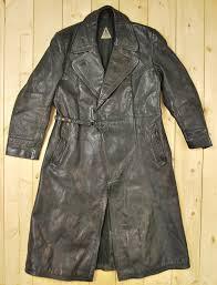 retro motorcycle jacket vintage 1940 u0027s aero full length german police motorcycle