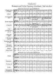 imagenes magicas en movimiento pdf romeo and juliet overture fantasia tchaikovsky pyotr imslp