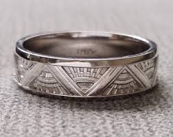 super wow new wedding rings art deco mens wedding rings