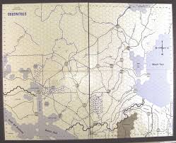 Stalingrad On Map Map And Counters The U0027stalingrad U0027 Notebook