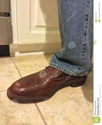 Kitchen Shoes by Men U0027s Shoes Stock Photo Image 49154723