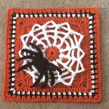 free pattern the perfect halloween afghan block knit and