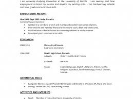 Employment History Resume Download Resume Format With Work Experience Haadyaooverbayresort Com