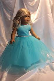 princess dress made for 18inch american doll clothes frozen