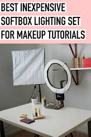 best softbox lighting for video best inexpensive softbox lighting for makeup tutorials citizens of