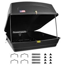 Audi Q5 Thule Motion 900 - box roof u0026 junior roof box gloss black big storage 420l free