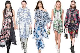 spring u0027s biggest fashion trends 2017