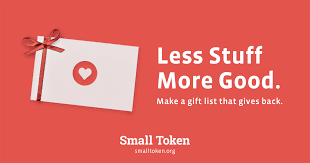 charity gift registry gifts that matter in a matter of minutes small token